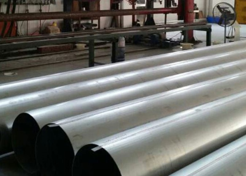 Welded High Temperature Nickel Alloy Pipe Pipe Supplier