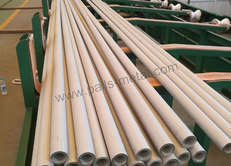 Seamless Austenitic Stainless Steel Pipe