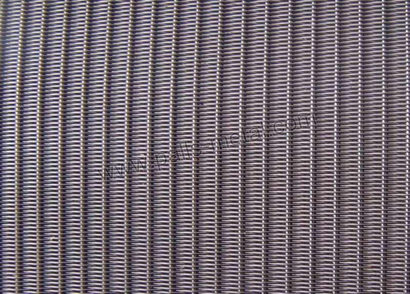 Plain Dutch Weave Wire- Mesh
